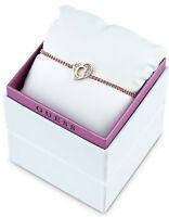 guess ubs71529 armreif armband  geschenkbox in farbe rose gold neu