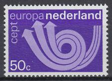 Niederlande 1973 ** Mi.1012 Europa Europe Posthorn Coach Horn [st3167]
