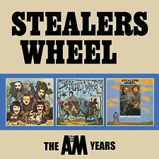 Stealers Wheel The A&M Years 3cd Compilation 2017