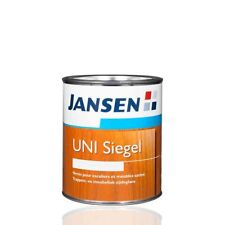 Jansen Uni-Siegel tuffmatt 375ml Jansen - Klarlack - Treppenlack - Versiegelung