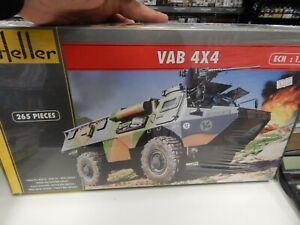 HELLER 1/35 scale VAB 4X4