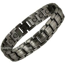 MENS MAGNETIC HEALING BRACELET THERAPY AID BANGLE - ARTHRITIS PAIN RELIEF 2