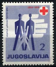 JUGOSLAVIA 1959 SG#926 CROCE ROSSA Gomma integra, non linguellato #D54940