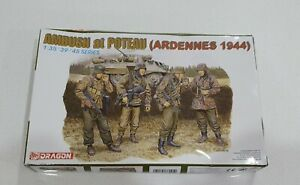 Dragon No. 6091   1:35 Ambush at Poteau (Ardennes 1944)