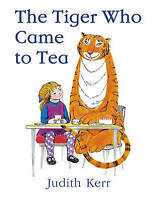 The Tiger Who Came to Tea - Book by Judith Kerr (Paperback) FREE FAST P&P