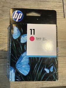 HP 11 Original Tête D'impression : C4812A rouge magenta