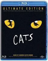 Cats - Ultimate Edition [Blu-ray] [1998] [Region Free] [DVD][Region 2]