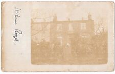 Holme Royd, Berry Brow View of House RP PPC, Unused c 1910, Poss Ladyhouse Lane