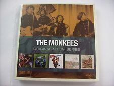 MONKEES - ORIGINAL ALBUM SERIES - 5CD BOX SIGILLATO 2009