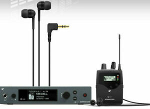 Sennheiser EW IEM G4-A All-in-One Wireless Monitoring System In-Ear Application