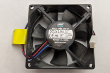 Cooler Master A8025-14BB-3AN-D1 12V 0.14A 2400rpm 80x80x25mm case fan