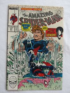 Spider-Man #315 (Marvel, 1989) 1st Cover Appearance of Venom Very Fine Condition