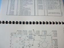 Track Marshall 90 crawler Parts Manual
