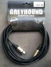 Klotz Greyhound Cavo Cannon XLR Maschio XLR Femmina Lunghezza Metri 5