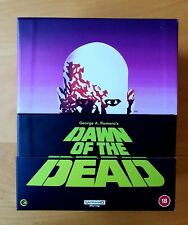 Dawn of the Dead: Limited Edition 4K UHD/Blu-Ray/CD Set with 4 cards. Like New.