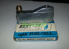 Bentley Classic Lighter REFILLABLE NOS Butane Gas Refill Cartridge Reusable