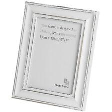 Antique White look Photo Frame - 5 x 7