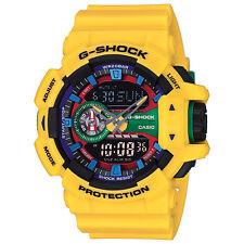 CASIO G-SHOCK Big Case Series Hyper Colors Watch GA-400-9A GA400-9A