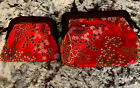 1950 Chinese collectible silk purses lot