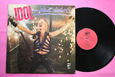 Ultra Rare / LP 33T / Billy Idol / Vital Idol / Wifon LP 133 / EX