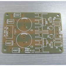 1PC  LM317 337 Dual Power Adjustable Power Supply Board  KIT PCB
