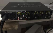 Focusrite Saffire 6 USB Digital Recording Interface 100% funktionsfähig. Sweet Einheit.