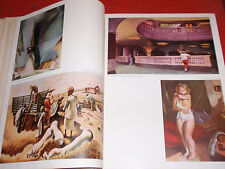 RARE SIGNED VINTAGE ART BOOK 1946 1ST EDITION PAINTING IN THE USA  A D GRUSKIN