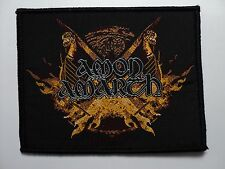 AMON AMARTH  WOVEN  PATCH