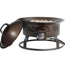 Portable Gas Fire Bowl, 54,000-Btu