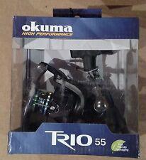 Okuma Trio Spinning Reel Trio-55 New