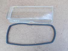 BMW E36 318i COMPACT Only LEFT Headlight Glass Lens HELLA A1 BMW Part 8361099