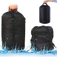 Nylon Waterproof  Compression  Stuff Sack Dry Bag Outdoor  Camping Sleeping Bag