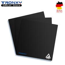 Tronxy Hotbed Aufkleber 255/330/400/500mm Build Oberflächenplatte Für 3D-Drucker