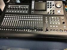 Tascam Multi-Track Dp32Sd Audio Recorder, Black w Power Cord