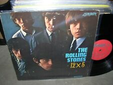 ROLLING STONES 12x5 ( rock ) london mono - made in england -