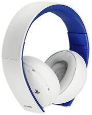 Zubehör Spielecomputer Sony PS4 Wireless Headset 2.0 weiß