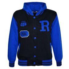 Manteaux, vestes et tenues de neige bleues avec capuche pour fille de 5 à 6 ans