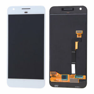 """OLED For Google Pixel 1st 5.0"""" LCD Display Touch Screen Replacement Parts White"""