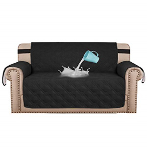 Waterproof Couch Covers for 3 Cushion Couch Soft Quilted Furniture Sofa Covers