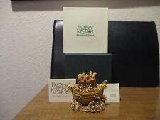 Harmony Kingdom Peter's Rabbits Signature Series Uk Made Box Figurine Sgn