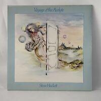 STEVE HACKETT Vinyl LP Voyage Acolyte CAS 1111 Gatefold Charisma 1984 VGC.