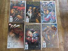 Wolverine: Origins #1-6 Comic Books VF+ to NM condition