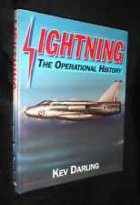 Lightning: The Operational History by Kev Darling | L/New HB, 1995