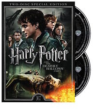 HARRY POTTER AND THE DEATHLY HALLOWS: PART 2 DVD - [2-DISC SPECIAL EDITION] NEW