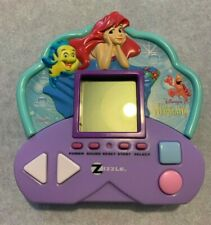 Disney THE LITTLE MERMAID Electronic Handheld Travel Game by Zizzle 2006 TESTED