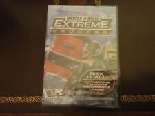 18 Wheels of Steel: Extreme Trucker (PC, 2009) - SEALED New !!