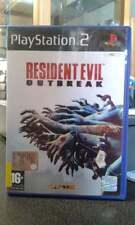 Resident Evil Outbreak  Playstation 2  PS2