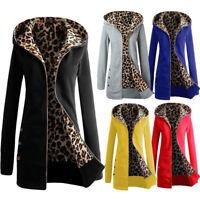 Winter Womens Ladies Thicken Warm Coat Hooded Parka Long Jacket Outwear Overcoat