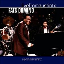 Fats Domino - Live From Austin Tx (NEW CD+DVD)