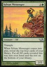 Sylvan Messenger | EX | Elves vs. Goblins | Magic MTG